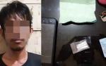 Satnarkoba Polres Kapuas Ringkus Pria 36 tahun Kedapatan Bawa Sabu di Kapuas