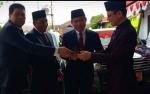 Pimpinan DPRD Kotawaringin Timur Demisioner Serahkan Kendaraan Dinas