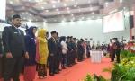 Video Anggota DPRD Palangka Raya 2019-2024 Ucapkan Janji dan Sumpah Jabatan
