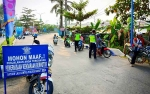 Satlantas Polres Barito Utara Tilang 19 Pengendara
