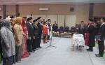 Banyak Anggota DPRD Periode 2014-2019 Pilih tidak Hadiri Paripurna Pengucapan Sumpah Janji