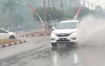 Hujan Sempat Guyur Sejumlah Titik di Kota Palangka Raya