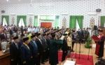 Ketua Pengadilan Negeri Kasongan Lantik 25 Anggota DPRD Katingan