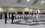Wali Kota Kukuhkan 72 Anggota Paskibraka