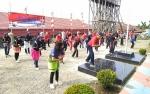 Inilah Tujuan Dilaksanakan Tari Kolosal Indonesia Bekerja