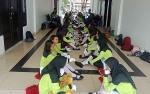 Pelatih Menilai Pasukan Pengibar Bendera Murung Raya Kurang Diperhatikan