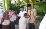 11 Peserta Kompetisi Sains Madrasah Kapuas Diberangkatkan ke Palangka Raya