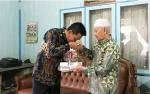 Bupati dan Wakil Bupati Barito Utara Laksanakan AnjangsanaHUT Kemerdekaan RI
