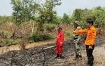 Tim Terpadu Kapuas Cek Sumber Air di Mantangai Antisipasi Karhutla