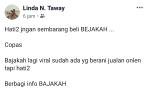 Bajakah Menjadi Viral, Ketua Sementara DPRD Palangka Raya pun Ikut Menyoroti