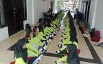 Persiapan Anggota Paskibra Murung Raya Sudah 90 Persen