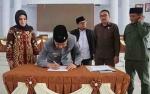 Pemkab Seruyan Segera Konsultasikan Raperda APBD Perubahan ke Pemprov Kalteng