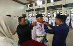 Anggota Paskibraka Kotawaringin Timur Diminta Terapkan Kedisiplinan Dalam Kehidupan Sehari-hari