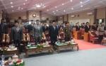 DPRD Kotawaringin Timur Rapat Paripurna Istimewa Dengarkan Pidato Kenegaraan Presiden