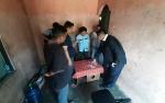Polisi Ringkus Tiga Pengedar Sabu Satu Jaringan di Sampit Dalam Sehari