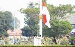 Pemko Palangka Raya Gelar Apel Kemerdekaan
