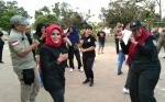 Lomba 17 Agustus di Rujab Wakil Bupati Seruyan Meriah