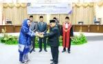Hj Merry Rukaini Ketua DPRD Barito Utara Sementara