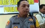 Polisi Amankan 5 Tersangka Pembakar Lahan di Palangka Raya