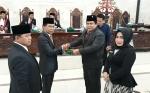 Ini Ketua dan Wakil Sementara DPRD Kabupaten Kapuas Periode 2019 - 2024