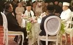 Wapres Maruf Halalbihalal Virtual dengan Setwapres