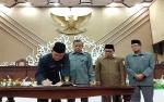 Sekda Hadiri Rapat Paripurna ke-13 di DPRD Kalimantan Tengah