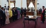 Pelantikan 19 Anggota DPRD Sukamara Berlangsung Khidmat
