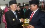 Wakil Bupati Apresiasi Pengabdian Ketua DPRD Seruyan Periode 2014 - 2019