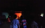 7 Bangunan Terbakar Dekat Pasar Saik Sukamara