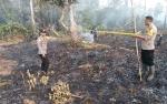 Polres Pulang Pisau Amankan 5 Pembakar Lahan