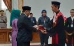 Deni Khaidir Jabat Ketua Sementara DPRD Sukamara