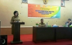 Dinas Kesehatan Gunung Mas Workshop Keselamatan Pasien