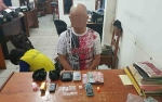 Polisi Ringkus Warga Kelurahan Mentawa Baru Hulu