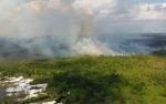 Kebakaran Lahan di Cempaga Hulu Diduga di Kawasan Izin HTI