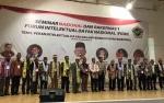 Ampera AY Mebas Hadiri Rakernas FIDN ke I di Jakarta