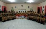 Sekda Kotawaringin Timur Berangkatkan 36 Anggota Pramuka Ikuti Lokakarya Tingkat Kalteng
