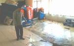 BPBD Kapuas Bangun Gudang dan Garasi Tunjang Kinerja