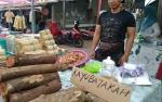 Penjual Bajakah Bermunculan diSampit