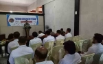 BPN Sukamara Minta Bimbingan Kanwil Pertanahan untuk Capai TargetProgram PTSL