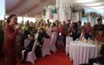 Zaskia Gotik Menggoyang Dangdut Resepsi Pernikahan Jery - Natasha