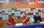 Gomes Pastikan Siap Hadapi Bhayangkara FC
