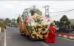 Jery Borneo dan Natasha Cinta Vinski akan Diarak dengan Kereta Kencana