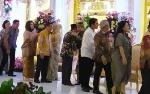 Wakil Bupati Murung Raya Turut Doakan Pernikahan Anak Haji Abdul Rasyid