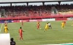 Ini Hasil Akhir Kalteng Putra kontra Bhayangkara FC