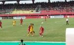Babak Pertama, Kalteng Putra Tertinggal 1-2 dari Bhayangkara FC