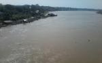 Pemilik Keramba Ikan di Kasongan Keluhkan Sungai Katingan masih Surut