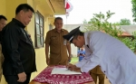 Sekda Kotawaringin Timur Lantik Pejabat Kepala Desa Pasir Putih
