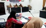 Kebangpol Barito Utara Sosialisasi Bantuan Keuangan Partai Politik