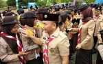 Ketua Kwarda Kalteng Yulistra Ivo Sebut Perkemahan Wirakarya Diikuti 1.200 Orang