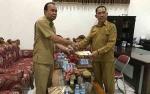 Jabatan Sekretaris DPRD Kapuas Diserahterimakan